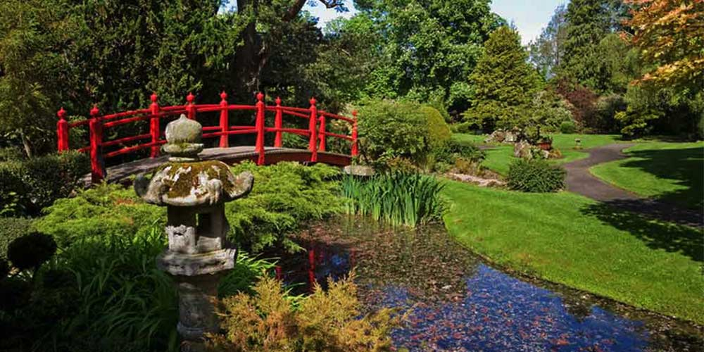 Japaneses Gardens, National StudKildare