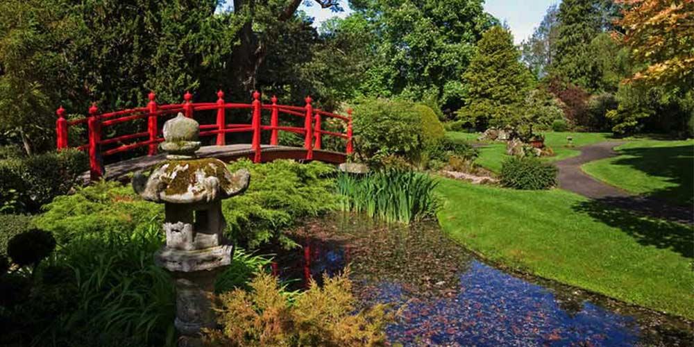 Japaneses Gardens, National StudKildare