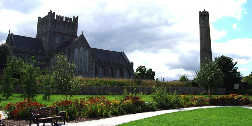 St Brigid's Cathedral & Round Tower